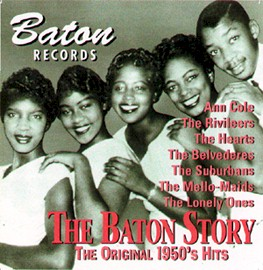 baton story cd cover